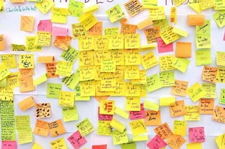 THE 4 RULES OF BRAINSTORMING