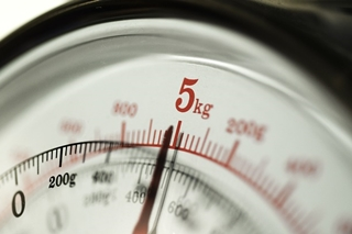 HOW TO MONITOR YOUR WEIGHT … WITH SIX SIGMA !